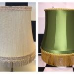 grön lampskärm före:efter