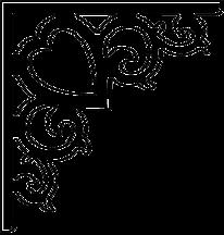 snickarglädje till ditt hus, här konsol 002 från gaveldekor