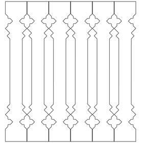 Decorative brackets for your porch or veranda from our standard dimensions or order your brackets with your specified dimensions. Brackets, Bracket, House Decoration, House Decorations, Balusters, Gable Decorations, Railings, Banisters, from Sweden, Swedish houses, Gaveldekor, Gingerbread, gingerbread-house -