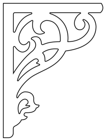 Zierornament 009. Hier können Sie traditionelle Zierornamente für ihre Giebel, Fenster und Terrassen kaufen. Schwedischer Stil, schwedische Häuser, Villen und Ferienhäuser. Bestellen Sie Ihr eigenes Design und Größe oder wählen sie eines unserer Standardmodelle. Zierornamente für ihre Veranda und Terrasse, Geländer, Dächer, Windbretter, Giebel und Fenster. Scrollen Sie nach unten, und lassen Sie sich inspirieren! Wählen Sie dekorative Konsolen für Ihre Veranda aus unseren Standardmaßen aus oder bestellen Sie Ihre Konsolen mit Ihren eigenen Abmessungen. Hausdekoration, Giebelschmuck, Dachschmuck, Giebelgaubenschmuck, Dachgaubenschmuck, Gaubenschmuck, Hausschmuck, Konsolen, Geländerschmuck,Veranda, Stempel Veranda, Sägen Freunde, Holzfassade, Balkonbrüstung, Hausdekoration, Windscheibe dekor, decke dekor, Ende dekor, Schnitzereien, Holzmuster, vestibul, pergola, pavillon, orangeri, verschnörkelt, frills, sveitserstil, ornament, Schriftrollen. holzzäune, dachterrasse, zaun, reling, Holzgeländer,Hausdekoration, Giebelschmuck, Dachschmuck, Giebelgaubenschmuck, Dachgaubenschmuck, Gaubenschmuck, Hausschmuck, Konsolen, Geländerschmuck, Gaveldekor