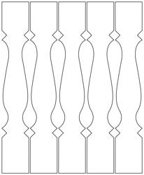 Geländerstäbe 008. Hier können Sie traditionelle Zierornamente für ihre Giebel, Fenster und Terrassen kaufen. Schwedischer Stil, schwedische Häuser, Villen und Ferienhäuser. Bestellen Sie Ihr eigenes Design und Größe oder wählen sie eines unserer Standardmodelle. Zierornamente für ihre Veranda und Terrasse, Geländer, Dächer, Windbretter, Giebel und Fenster. Scrollen Sie nach unten, und lassen Sie sich inspirieren! Wählen Sie dekorative Konsolen für Ihre Veranda aus unseren Standardmaßen aus oder bestellen Sie Ihre Konsolen mit Ihren eigenen Abmessungen. Hausdekoration, Giebelschmuck, Dachschmuck, Giebelgaubenschmuck, Dachgaubenschmuck, Gaubenschmuck, Hausschmuck, Konsolen, Geländerschmuck,Veranda, Stempel Veranda, Sägen Freunde, Holzfassade, Balkonbrüstung, Hausdekoration, Windscheibe dekor, decke dekor, Ende dekor, Schnitzereien, Holzmuster, vestibul, pergola, pavillon, orangeri, verschnörkelt, frills, sveitserstil, ornament, Schriftrollen. holzzäune, dachterrasse, zaun, reling, Holzgeländer,Hausdekoration, Giebelschmuck, Dachschmuck, Giebelgaubenschmuck, Dachgaubenschmuck, Gaubenschmuck, Hausschmuck, Konsolen, Geländerschmuck
