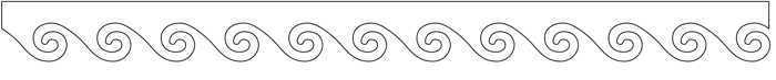 Gaveldekor Vindskiva 001 löpdekor
