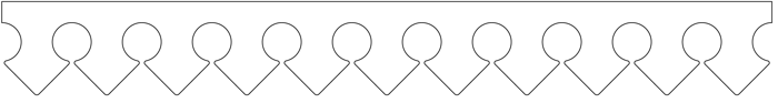 Windbrett 004. Hier können Sie traditionelle Zierornamente für ihre Giebel, Fenster und Terrassen kaufen. Schwedischer Stil, schwedische Häuser, Villen und Ferienhäuser. Bestellen Sie Ihr eigenes Desi