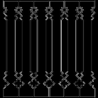 Geländerstäbe 010. Hier können Sie traditionelle Zierornamente für ihre Giebel, Fenster und Terrassen kaufen. Schwedischer Stil, schwedische Häuser, Villen und Ferienhäuser. Bestellen Sie Ihr eigenes Design und Größe oder wählen sie eines unserer Standardmodelle. Zierornamente für ihre Veranda und Terrasse, Geländer, Dächer, Windbretter, Giebel und Fenster. Scrollen Sie nach unten, und lassen Sie sich inspirieren! Wählen Sie dekorative Konsolen für Ihre Veranda aus unseren Standardmaßen aus oder bestellen Sie Ihre Konsolen mit Ihren eigenen Abmessungen. Hausdekoration, Giebelschmuck, Dachschmuck, Giebelgaubenschmuck, Dachgaubenschmuck, Gaubenschmuck, Hausschmuck, Konsolen, Geländerschmuck,Veranda, Stempel Veranda, Sägen Freunde, Holzfassade, Balkonbrüstung, Hausdekoration, Windscheibe dekor, decke dekor, Ende dekor, Schnitzereien, Holzmuster, vestibul, pergola, pavillon, orangeri, verschnörkelt, frills, sveitserstil, ornament, Schriftrollen. holzzäune, dachterrasse, zaun, reling, Holzgeländer,Hausdekoration, Giebelschmuck, Dachschmuck, Giebelgaubenschmuck, Dachgaubenschmuck, Gaubenschmuck, Hausschmuck, Konsolen, Geländerschmuck