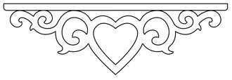 001 Mittel-Zierornament. Hier können Sie traditionelle Zierornamente für ihre Giebel, Fenster und Terrassen kaufen. Schwedischer Stil, schwedische Häuser, Villen und Ferienhäuser. Bestellen Sie Ihr eigenes Design und Größe oder wählen sie eines unserer Standardmodelle. Zierornamente für ihre Veranda und Terrasse, Geländer, Dächer, Windbretter, Giebel und Fenster. Scrollen Sie nach unten, und lassen Sie sich inspirieren! Wählen Sie dekorative Konsolen für Ihre Veranda aus unseren Standardmaßen aus oder bestellen Sie Ihre Konsolen mit Ihren eigenen Abmessungen. Hausdekoration, Giebelschmuck, Dachschmuck, Giebelgaubenschmuck, Dachgaubenschmuck, Gaubenschmuck, Hausschmuck, Konsolen, Geländerschmuck,Veranda, Stempel Veranda, Sägen Freunde, Holzfassade, Balkonbrüstung, Hausdekoration, Windscheibe dekor, decke dekor, Ende dekor, Schnitzereien, Holzmuster, vestibul, pergola, pavillon, orangeri, verschnörkelt, frills, sveitserstil, ornament, Schriftrollen. holzzäune, dachterrasse, zaun, reling, Holzgeländer,Hausdekoration, Giebelschmuck, Dachschmuck, Giebelgaubenschmuck, Dachgaubenschmuck, Gaubenschmuck, Hausschmuck, Konsolen, Geländerschmuck, Gaveldekor