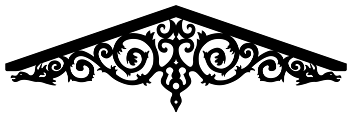 Gaveldekor Gaveltopp 012. Köp Snickarglädje och dekoration till verandan, farstukvisten, hela huset och villan. Måttanpassade konsoler, staket och räcken med snickarglädje. Du hittar gammaldags träräcke att köpa, trästaket med detaljer, mönster, ornament, dekoration för huset, snideri, träsnideri och snickarglädje med krusiduller och krumelurer till farstukvist och veranda samt dekor till taket och vindskivorna. Nockdekor och gavelornament. Dekoration till fönster och överliggare med dekorativt fönsterfoder. Prisvärt, svensktillverkat och snabb leverans.