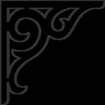 Snickarglädje till ditt hus, här konsol 016 från gaveldekor. Köp Snickarglädje och dekoration till verandan, farstukvisten, hela huset och villan. Måttanpassade konsoler, staket och räcken med snickarglädje. Du hittar gammaldags träräcke att köpa, trästaket med detaljer, mönster, ornament, dekoration för huset, snideri, träsnideri och snickarglädje med krusiduller och krumelurer till fastukvist och veranda samt dekor till taket och vindskivorna. Nockdekor och gavelornament. Dekoration till fönster och överliggare med dekorativt fönsterfoder. Prisvärt, svensktillverkat och snabb leverans.