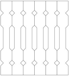Räcke 019. Köp Snickarglädje och dekoration till verandan, farstukvisten, hela huset och villan. Måttanpassade konsoler, staket och räcken med snickarglädje. Du hittar träräcke, trästaket med detaljer, mönster, ornament, dekoration för huset, snideri, träsnideri och snickarglädje med krusiduller och krumelurer till fastukvisten och verandan samt dekor till taket och vindskivorna. Nockdekor och gavelornament. Dekoration till fönster och överliggare med dekorativt fönsterfoder. Prisvärt, svensktillverkat och snabb leverans.