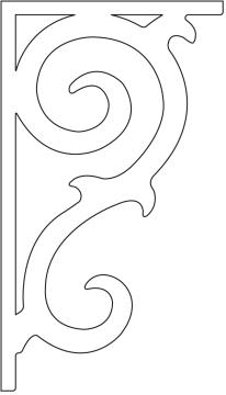 Zierornament 096. Hier können Sie traditionelle Zierornamente für ihre Giebel, Fenster und Terrassen kaufen. Schwedischer Stil, schwedische Häuser, Villen und Ferienhäuser. Bestellen Sie Ihr eigenes Design und Größe oder wählen sie eines unserer Standardmodelle. Zierornamente für ihre Veranda und Terrasse, Geländer, Dächer, Windbretter, Giebel und Fenster. Scrollen Sie nach unten, und lassen Sie sich inspirieren! Wählen Sie dekorative Konsolen für Ihre Veranda aus unseren Standardmaßen aus oder bestellen Sie Ihre Konsolen mit Ihren eigenen Abmessungen. Hausdekoration, Giebelschmuck, Dachschmuck, Giebelgaubenschmuck, Dachgaubenschmuck, Gaubenschmuck, Hausschmuck, Konsolen, Geländerschmuck,Veranda, Stempel Veranda, Sägen Freunde, Holzfassade, Balkonbrüstung, Hausdekoration, Windscheibe dekor, decke dekor, Ende dekor, Schnitzereien, Holzmuster, vestibul, pergola, pavillon, orangeri, verschnörkelt, frills, sveitserstil, ornament, Schriftrollen. holzzäune, dachterrasse, zaun, reling, Holzgeländer,Hausdekoration, Giebelschmuck, Dachschmuck, Giebelgaubenschmuck, Dachgaubenschmuck, Gaubenschmuck, Hausschmuck, Konsolen, Geländerschmuck, Gaveldekor