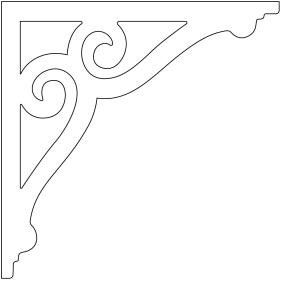 Zierornament 006. Hier können Sie traditionelle Zierornamente für ihre Giebel, Fenster und Terrassen kaufen. Schwedischer Stil, schwedische Häuser, Villen und Ferienhäuser. Bestellen Sie Ihr eigenes Design und Größe oder wählen sie eines unserer Standardmodelle. Zierornamente für ihre Veranda und Terrasse, Geländer, Dächer, Windbretter, Giebel und Fenster. Scrollen Sie nach unten, und lassen Sie sich inspirieren! Wählen Sie dekorative Konsolen für Ihre Veranda aus unseren Standardmaßen aus oder bestellen Sie Ihre Konsolen mit Ihren eigenen Abmessungen. Hausdekoration, Giebelschmuck, Dachschmuck, Giebelgaubenschmuck, Dachgaubenschmuck, Gaubenschmuck, Hausschmuck, Konsolen, Geländerschmuck,Veranda, Stempel Veranda, Sägen Freunde, Holzfassade, Balkonbrüstung, Hausdekoration, Windscheibe dekor, decke dekor, Ende dekor, Schnitzereien, Holzmuster, vestibul, pergola, pavillon, orangeri, verschnörkelt, frills, sveitserstil, ornament, Schriftrollen. holzzäune, dachterrasse, zaun, reling, Holzgeländer,Hausdekoration, Giebelschmuck, Dachschmuck, Giebelgaubenschmuck, Dachgaubenschmuck, Gaubenschmuck, Hausschmuck, Konsolen, Geländerschmuck, Gaveldekor