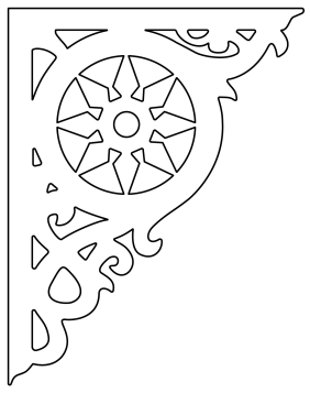 Zierornament 003. Hier können Sie traditionelle Zierornamente für ihre Giebel, Fenster und Terrassen kaufen. Schwedischer Stil, schwedische Häuser, Villen und Ferienhäuser. Bestellen Sie Ihr eigenes Design und Größe oder wählen sie eines unserer Standardmodelle. Zierornamente für ihre Veranda und Terrasse, Geländer, Dächer, Windbretter, Giebel und Fenster. Scrollen Sie nach unten, und lassen Sie sich inspirieren! Wählen Sie dekorative Konsolen für Ihre Veranda aus unseren Standardmaßen aus oder bestellen Sie Ihre Konsolen mit Ihren eigenen Abmessungen. Hausdekoration, Giebelschmuck, Dachschmuck, Giebelgaubenschmuck, Dachgaubenschmuck, Gaubenschmuck, Hausschmuck, Konsolen, Geländerschmuck,Veranda, Stempel Veranda, Sägen Freunde, Holzfassade, Balkonbrüstung, Hausdekoration, Windscheibe dekor, decke dekor, Ende dekor, Schnitzereien, Holzmuster, vestibul, pergola, pavillon, orangeri, verschnörkelt, frills, sveitserstil, ornament, Schriftrollen. holzzäune, dachterrasse, zaun, reling, Holzgeländer,Hausdekoration, Giebelschmuck, Dachschmuck, Giebelgaubenschmuck, Dachgaubenschmuck, Gaubenschmuck, Hausschmuck, Konsolen, Geländerschmuck, Gaveldekor