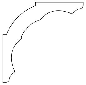 Zierornament 019. Hier können Sie traditionelle Zierornamente für ihre Giebel, Fenster und Terrassen kaufen. Schwedischer Stil, schwedische Häuser, Villen und Ferienhäuser. Bestellen Sie Ihr eigenes Design und Größe oder wählen sie eines unserer Standardmodelle. Zierornamente für ihre Veranda und Terrasse, Geländer, Dächer, Windbretter, Giebel und Fenster. Scrollen Sie nach unten, und lassen Sie sich inspirieren! Wählen Sie dekorative Konsolen für Ihre Veranda aus unseren Standardmaßen aus oder bestellen Sie Ihre Konsolen mit Ihren eigenen Abmessungen. Hausdekoration, Giebelschmuck, Dachschmuck, Giebelgaubenschmuck, Dachgaubenschmuck, Gaubenschmuck, Hausschmuck, Konsolen, Geländerschmuck,Veranda, Stempel Veranda, Sägen Freunde, Holzfassade, Balkonbrüstung, Hausdekoration, Windscheibe dekor, decke dekor, Ende dekor, Schnitzereien, Holzmuster, vestibul, pergola, pavillon, orangeri, verschnörkelt, frills, sveitserstil, ornament, Schriftrollen. holzzäune, dachterrasse, zaun, reling, Holzgeländer,Hausdekoration, Giebelschmuck, Dachschmuck, Giebelgaubenschmuck, Dachgaubenschmuck, Gaubenschmuck, Hausschmuck, Konsolen, Geländerschmuck, Gaveldekor