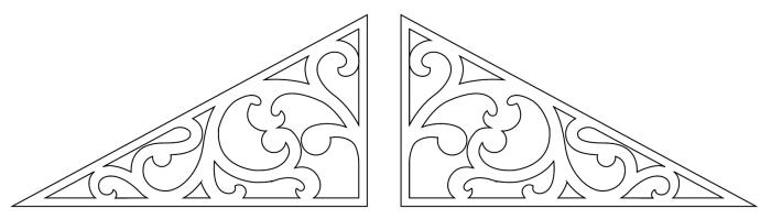 Giebelschmuck 190. Hier können Sie traditionelle Zierornamente für ihre Giebel, Fenster und Terrassen kaufen. Schwedischer Stil, schwedische Häuser, Villen und Ferienhäuser. Bestellen Sie Ihr eigenes Design und Größe oder wählen sie eines unserer Standardmodelle. Zierornamente für ihre Veranda und Terrasse, Geländer, Dächer, Windbretter, Giebel und Fenster. Scrollen Sie nach unten, und lassen Sie sich inspirieren! Wählen Sie dekorative Konsolen für Ihre Veranda aus unseren Standardmaßen aus oder bestellen Sie Ihre Konsolen mit Ihren eigenen Abmessungen. Hausdekoration, Giebelschmuck, Dachschmuck, Giebelgaubenschmuck, Dachgaubenschmuck, Gaubenschmuck, Hausschmuck, Konsolen, Geländerschmuck,Veranda, Stempel Veranda, Sägen Freunde, Holzfassade, Balkonbrüstung, Hausdekoration, Windscheibe dekor, decke dekor, Ende dekor, Schnitzereien, Holzmuster, vestibul, pergola, pavillon, orangeri, verschnörkelt, frills, sveitserstil, ornament, Schriftrollen. holzzäune, dachterrasse, zaun, reling, Holzgeländer,Hausdekoration, Giebelschmuck, Dachschmuck, Giebelgaubenschmuck, Dachgaubenschmuck, Gaubenschmuck, Hausschmuck, Konsolen, Geländerschmuck