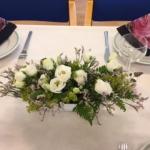 Blomsterdekorasjonen