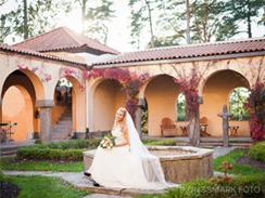 Fin plats för brudskålen! Foto: Kongsmark