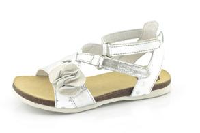 Sandal för barn Annie - Silver (Stl. 27,33) - Stl. 27 - mått 17 cm (GB315014)