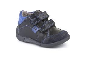 Froddo Lära-gå-sko Elias Mörkblå G2130088 (Stl. 18,19,21) - Stl. 18 - mått 11,7 cm Mörkblå