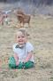 Ho-Ho! Ekologiska barnstrumpbyxor med halkskydd