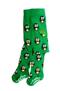 Ho-Ho! Ekologiska barnstrumpbyxor med halkskydd - Ho-ho 110cl (4-5år)