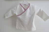 Tröja till babyn Vit/Rosa - 44-92cl