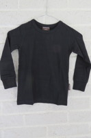 Maxomorra - Långärmad tröja - Svart 122-146cl