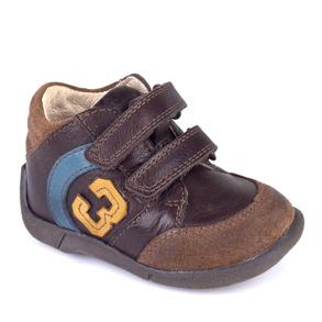 Froddo Lära gå sko - Mörkbrun G2130107 (Stl. 18-19) - Stl. 18 - mått 11,7cm Mörkbrun
