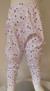 Klädpaket - Byxor, Body Omlott  - Rosa bubblor