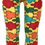 Puzzel! Barnstrumpbyxor med halkskydd 0-4år - Puzzle 104cl (3-4 år)
