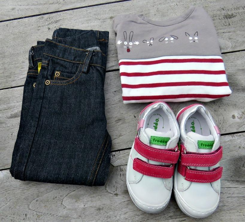 Inspiration vårkläder barnkläder tjej