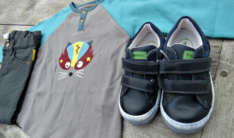 Inspiration vårkläder barnkläder kille