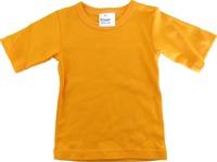 Barn T-shirt Orange kortärmad 70cl