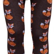 Barnstrumpbyxor rävar