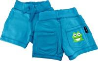 Shorts - Sweatshirt - Frogs - Maxomorra 50/56cl