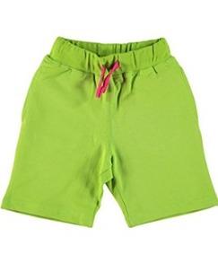Shorts - Sweatshirt - Daisy - Maxomorra 134cl - Shorts gröna 134/140cl