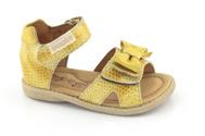 Sandal barn gul