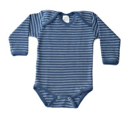 Underställ baby merinoull