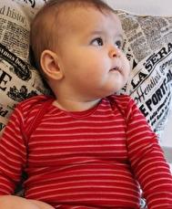 Merinoull kläder baby