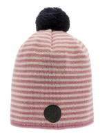Tove Jr. Knitted Striped Pink - 1-3år