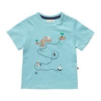 T-shirt kortärmad - Skattkarta 1-4år