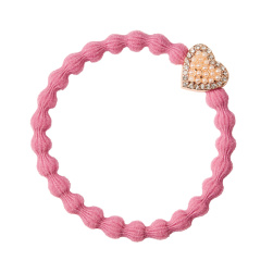 byEloise bling heart rose pink