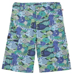 Shorts långa barn havsdjur