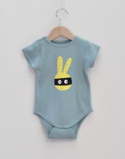 Bebiskläder body
