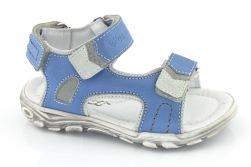 Sandaler barn pojke blå