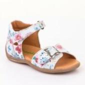 Sandaler barn flicka blommig
