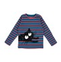 Barn t-shirt långärmad - Randig - Barn t-shirt randig 4år (102cl)