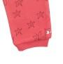 Haremsbyxor cayenne röda med katter och stjärnor 74-81cl