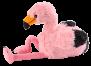 Warmies - Flamingo - Värmekudde - Warmies - Flamingo