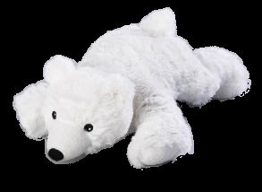 Warmies - Isbjörn - Värmekudde - Tvättbar - Warmies - Isbjörn