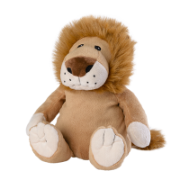 Warmies - Lejon - Värmekudde - Tvättbar
