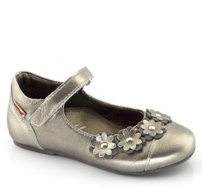 Froddo Ballerinasko Isadora - Dark Silver - G3140019-1 - Ballerinasko Isadora - Stl. 25 15,5cm